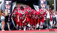 9/4/15 FWBHS FB vs Arnold